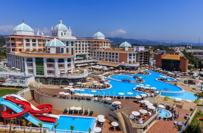 litore resort hotel spa 5 турция отзывы