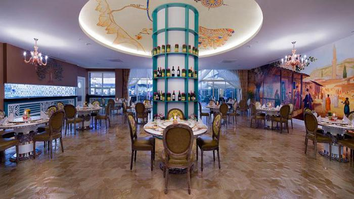 litore resort hotel spa 5 турция аланья