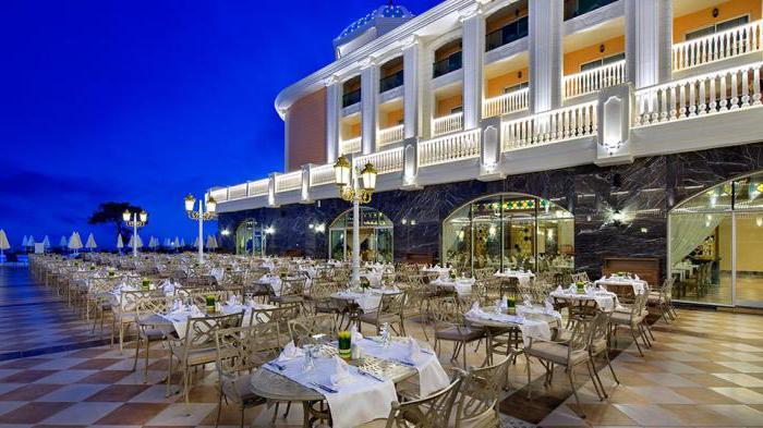 litore resort hotel spa 5 турция okurcalar