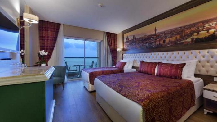 litore resort hotel spa 5 турция