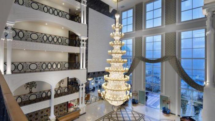 litore resort hotel spa 5 okurcalar