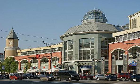 лучшие торговые центры