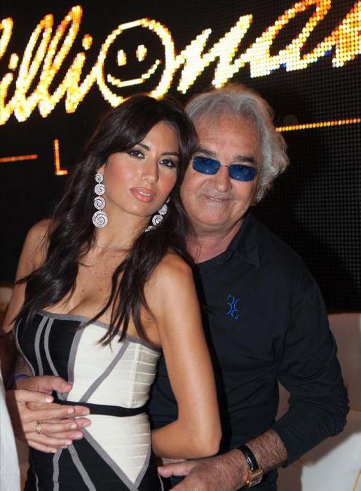 флавио бриаторе и его женщины