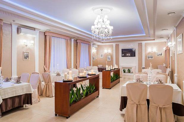 ресторан в центре москвы