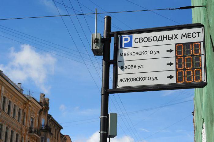 платные парковки в центре спб как оплачивать