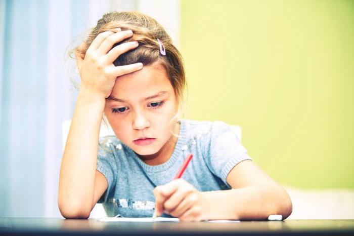 почему у ребенка плохая память