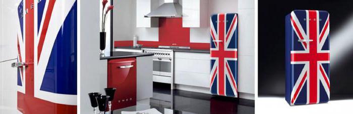 холодильники ретро стиль Ардо