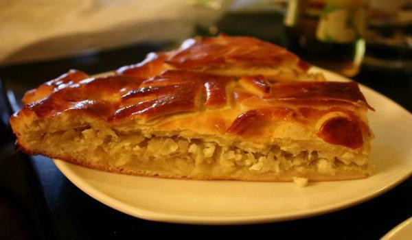 вкусный пирог с капустой рецепт с фото пошагово