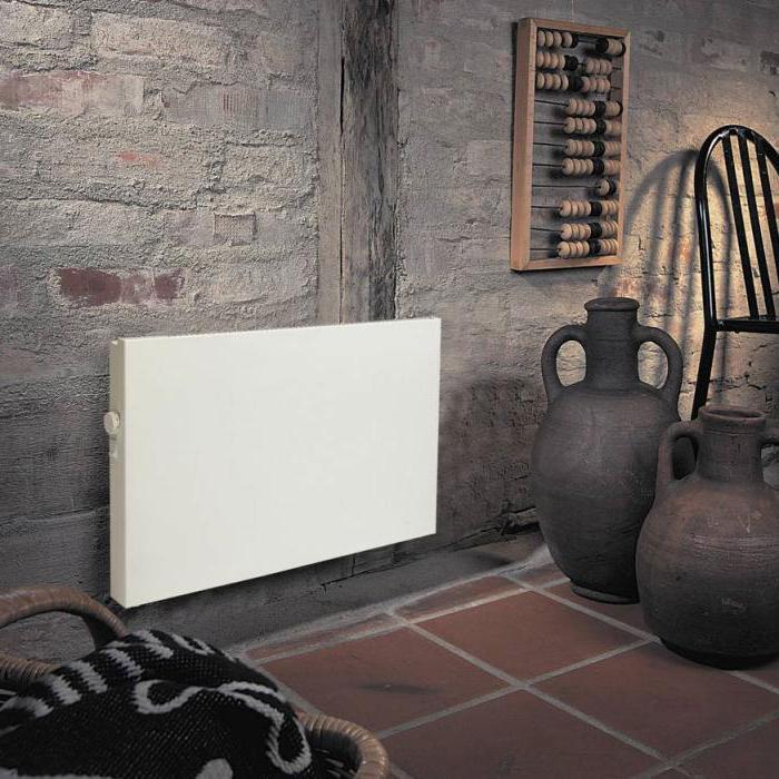 Конвектор и радиатор преимущества и недостатки