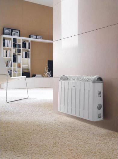 разница между конвектором и радиатором