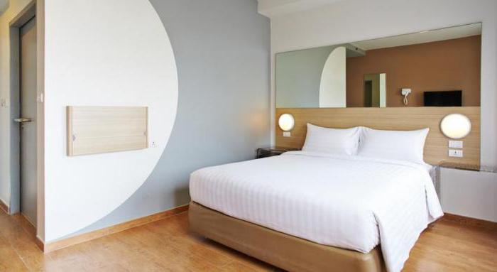 red planet patong 3 расположение отеля