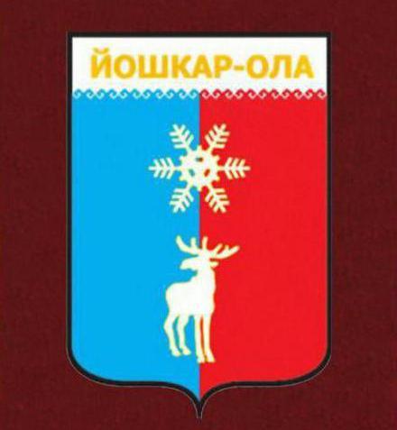 герб йошкар олы фото