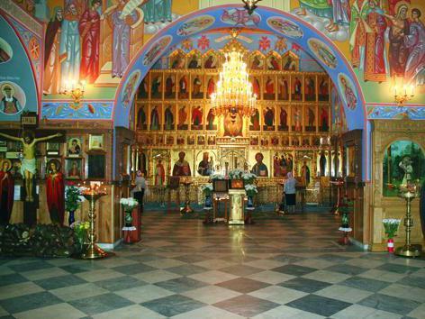 Храм Живоначальной Троицы в Старых Черемушках расписание