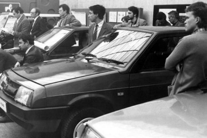 Автомобили АвтоВАЗа