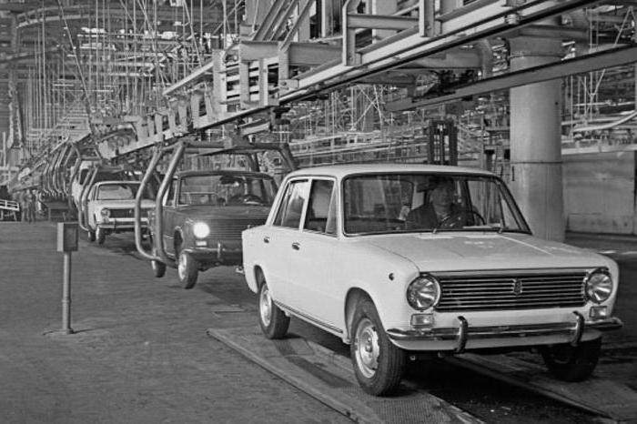 ВАЗ Волжский автомобильный завод