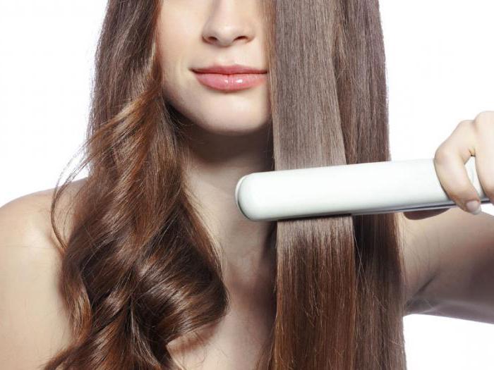как пользоваться муссом для волос правильно