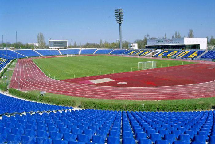 стадион локомотив симферополь адрес