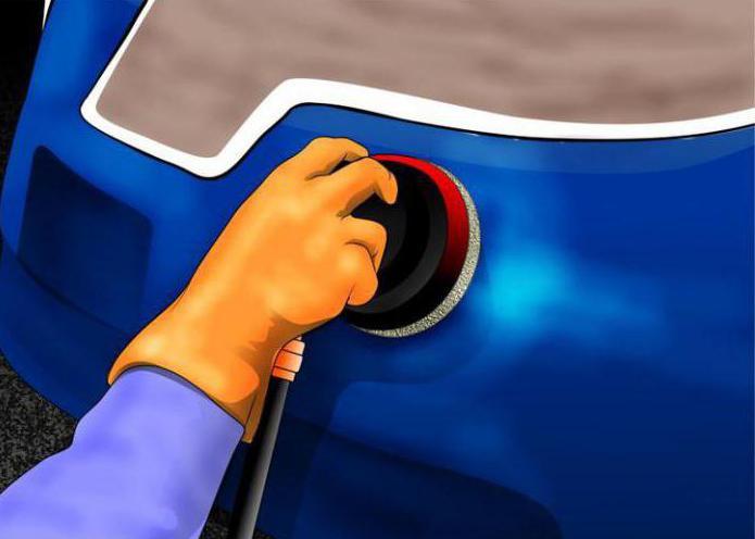 как лучше убрать ржавчину с кузова автомобиля