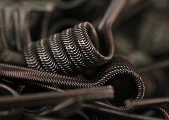 диаметр проволоки нихрома