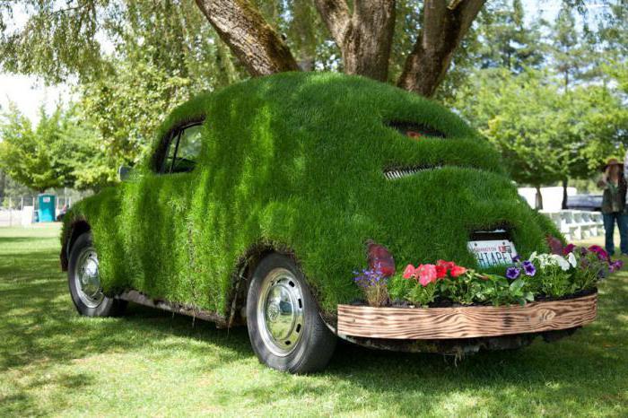 фото необычных автомобилей