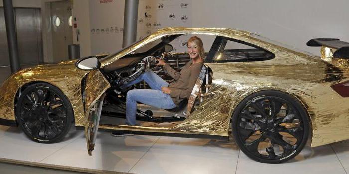 самые необычные автомобили мира