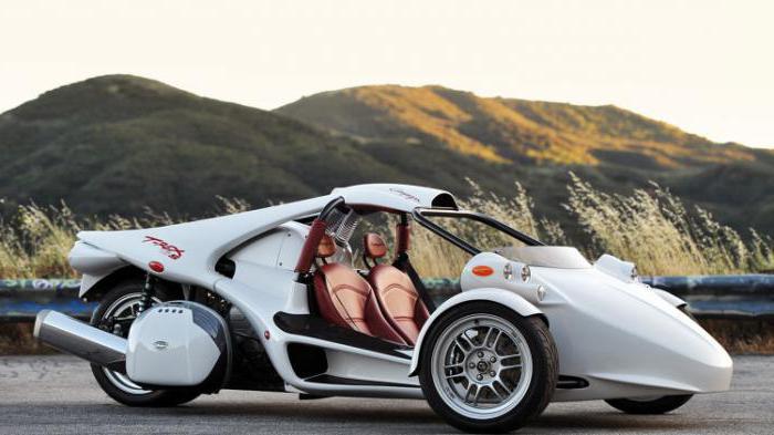 необычные модели автомобилей