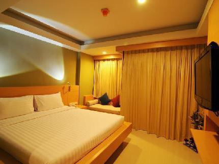 Aspery Hotel 3 (Пхукет): описание номеров