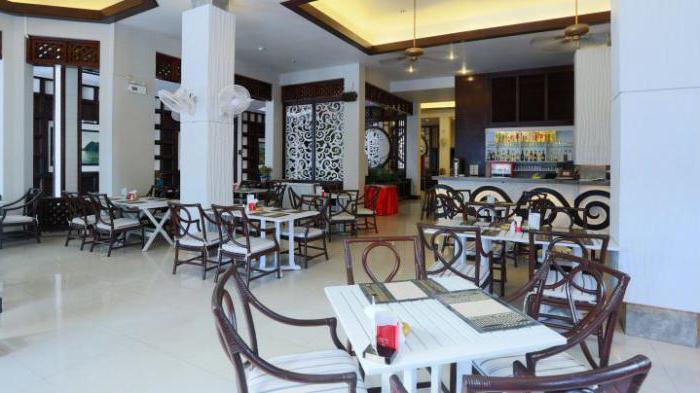 days inn patong beach 3 сервис
