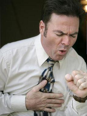 боли в спине при кашле