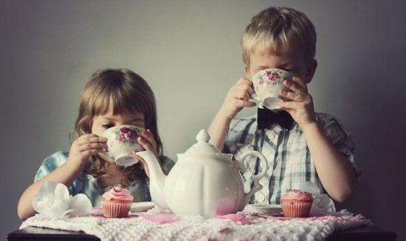 с какого возраста можно давать детям чай с мятой