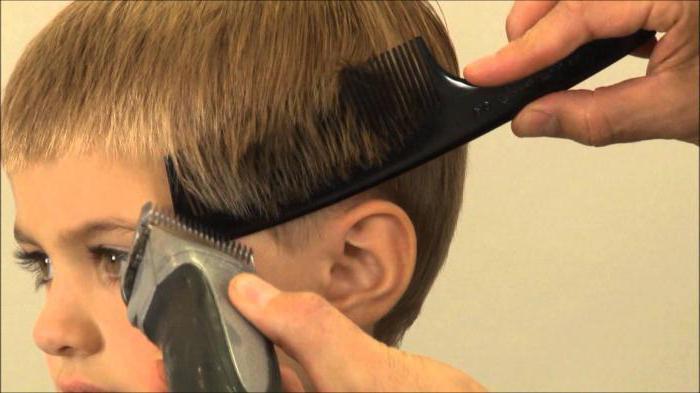 Как машинкой для стрижки волос подстричь волосы