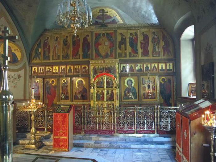 Храм Троицы в Листах расписание богослужений