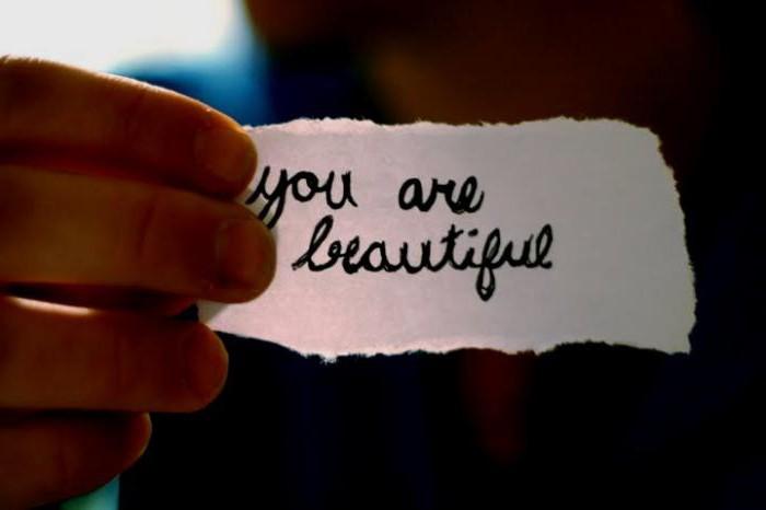 комплимент девушке о ее красоте