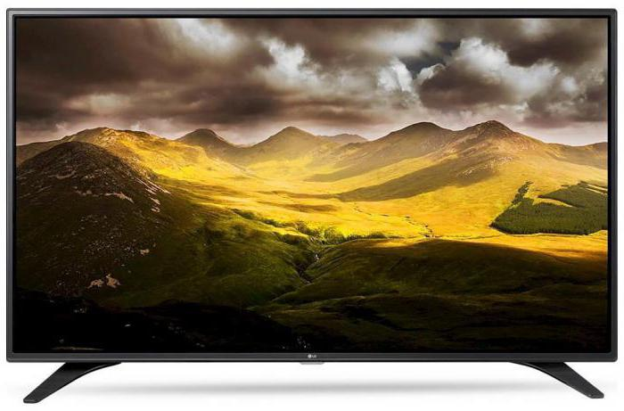 Телевизор LG 50 дюймов