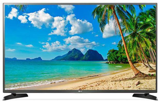 Телевизор 50 дюймов LG 50LF653V