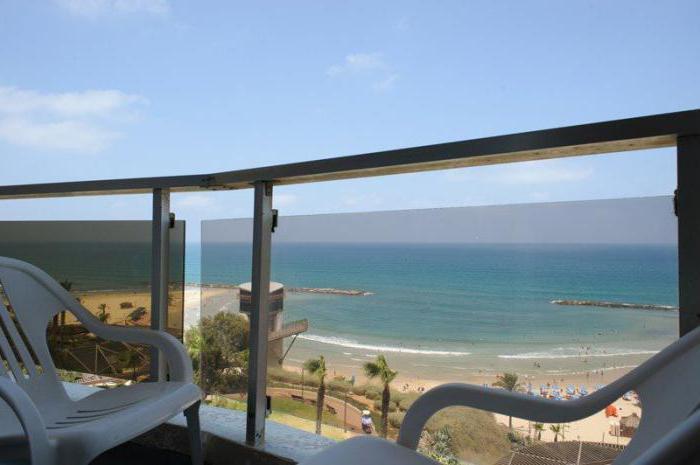 Отель резиденс нетания израиль