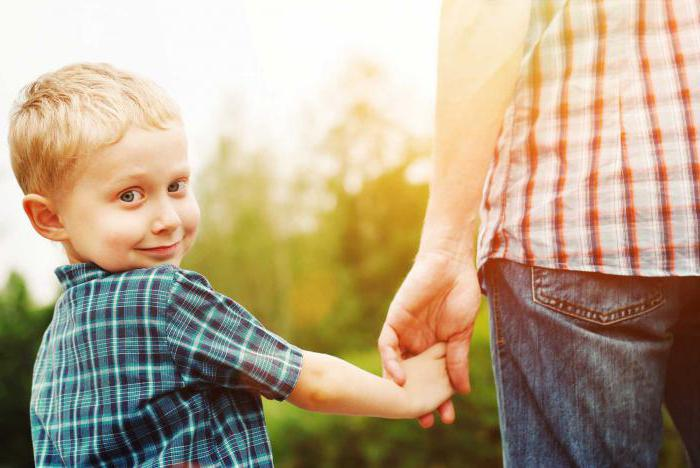 Как воспитывать ребенка если отец не признает ребенка Элвина меньшей