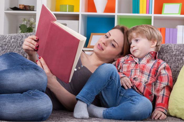 Основы воспитания детей