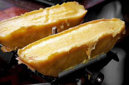 Сыр раклет швейцария