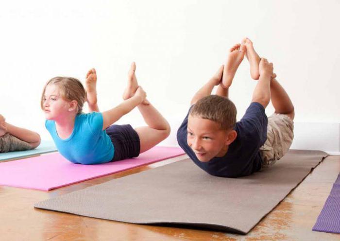 комплекс упражнений для правильной осанки для детей