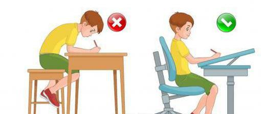 упражнения которые вырабатывают правильную осанку для детей