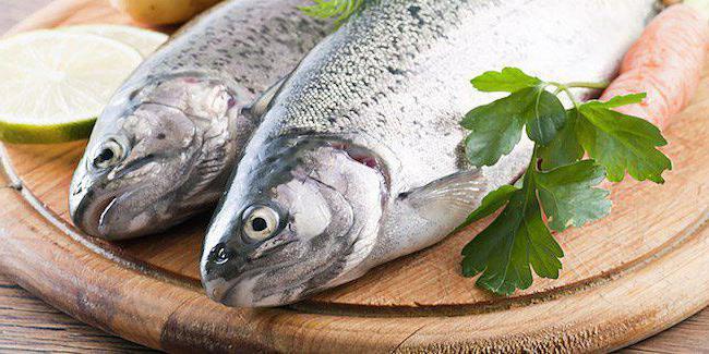 какой витамин в рыбе