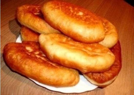 калорийность пирожка с картошкой
