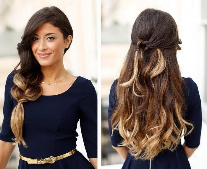обзор красивых и простых причесок на средние волосы