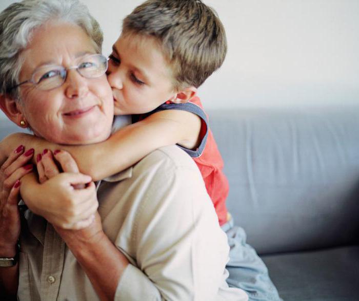 Статусы про бабушек