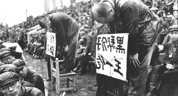 Китай, Мао Дзэдун