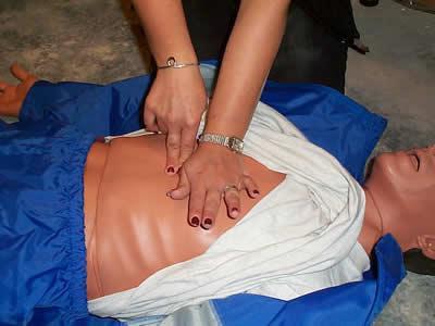 правила проведения непрямого массажа сердца