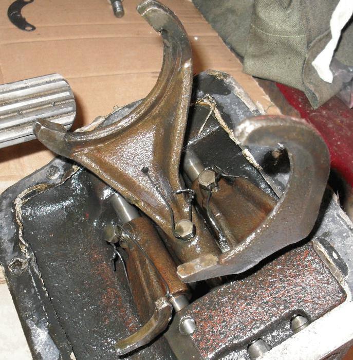 ремонт коробки передач уаз