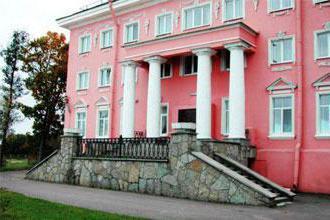 спа отели ленинградской области