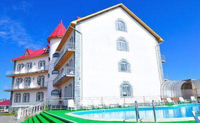 отель самал боровом